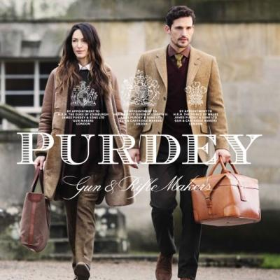 Proud Stockists of Purdey