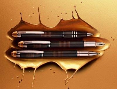 New Montblanc Starwalker Red Pens Available Now!