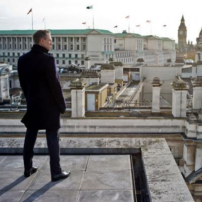 James Bond 007 Returns with 25th Film