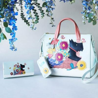 Radley Limited Edition 'Basket Bouquet' Picture Collection
