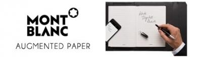 Montblanc Go Digital with Augmented Paper