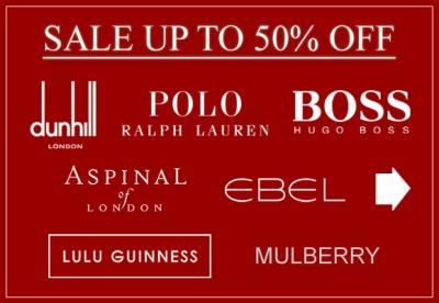 Big Brand Sale - Up to 50% Off