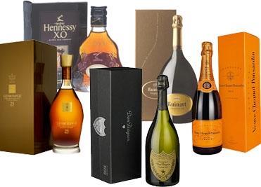 Wheelers Present Dom Pérignon, Ruinart, Veuve Clicquot and many more!