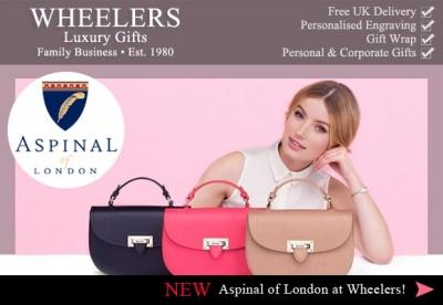 Wheelers present Aspinal of London