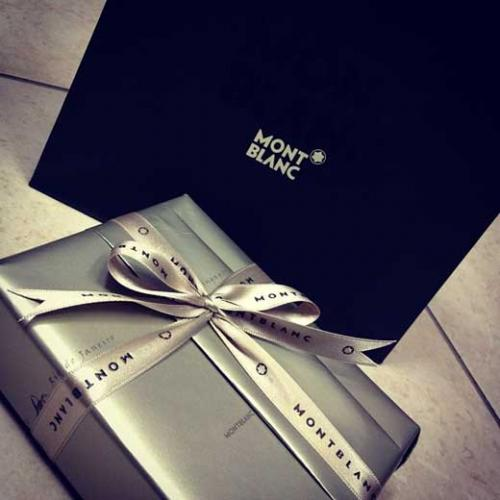 Montblanc for Christmas