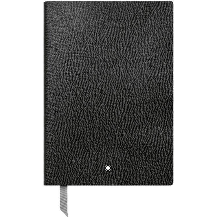 Montblanc Black Fine Stationery Notebook
