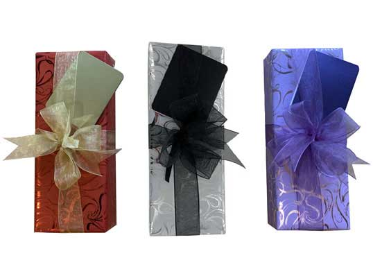 New Gift Wrapping Options