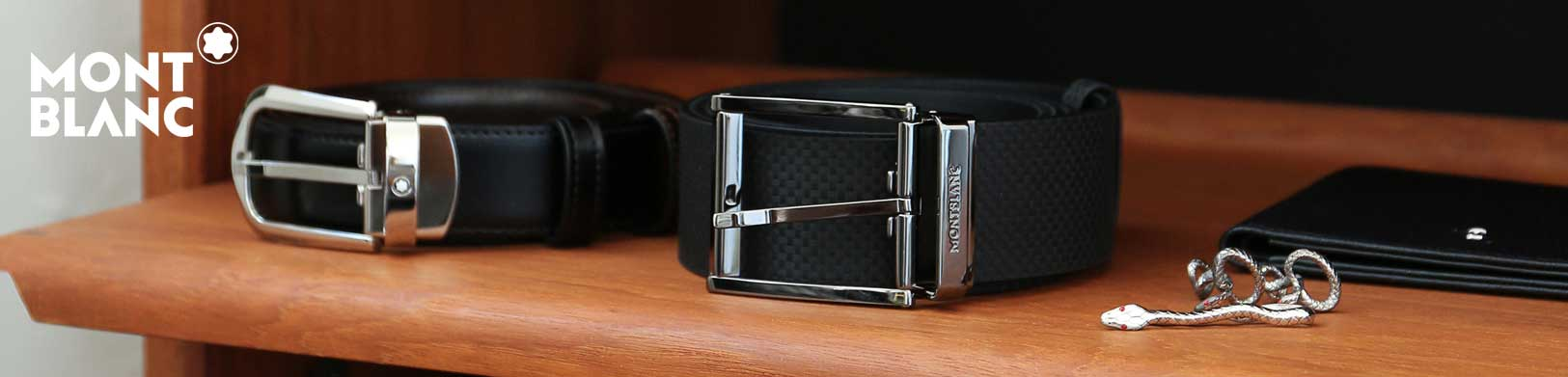 Montblanc Leather
