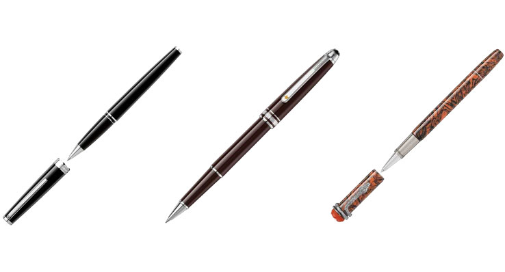 Montblanc Rollerball Pens