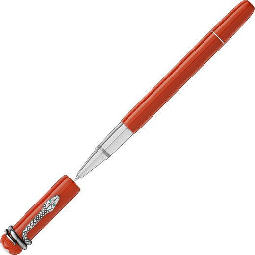 Heritage Collection Rouge et Noir Special Edition Coral Rollerball Pen