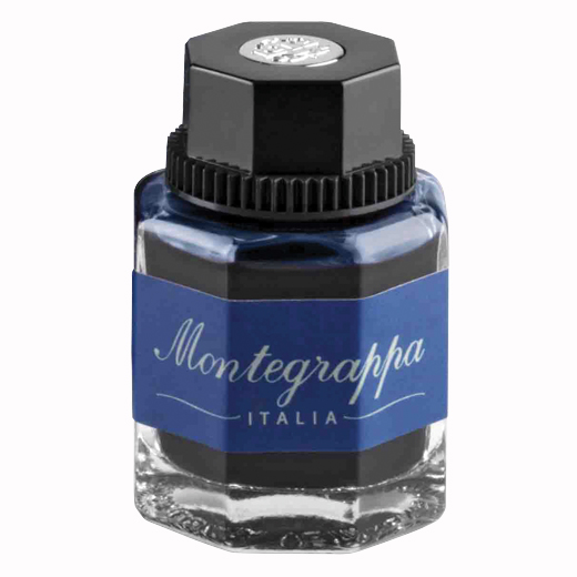 50ml Dark Blue Ink bottle