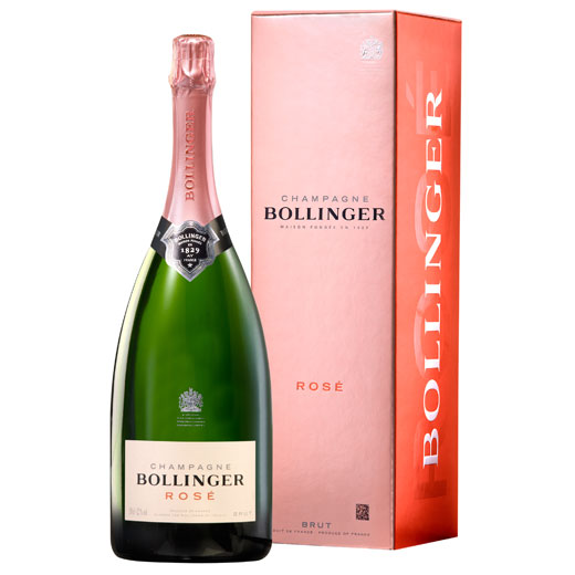 Rosé Champagne 150cl Magnum Bottle