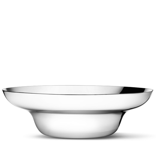 Alfredo Serving Bowl - Stainless Steel