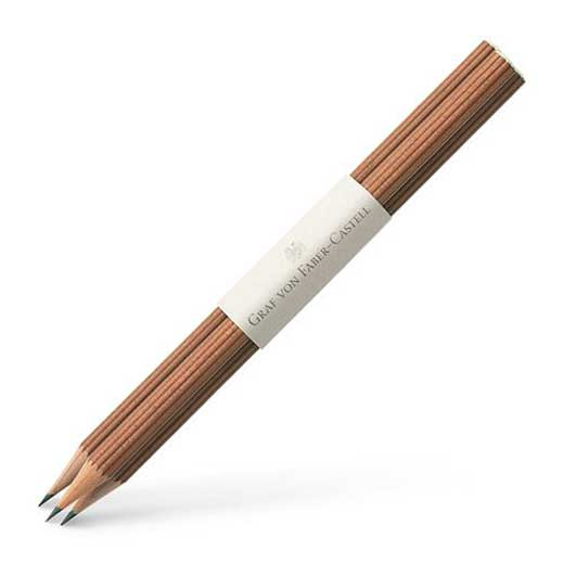 Perfect Pencils - Brown pack of 3