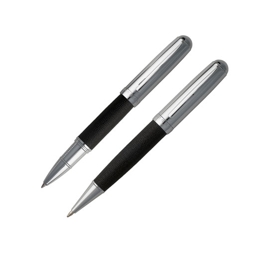 Advance Ballpoint and Rollerball Pen Set