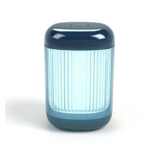 Blue Secret Rechargeable Lantern