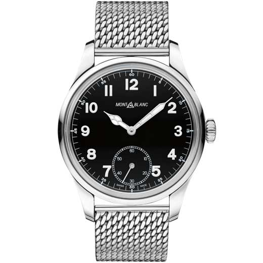 1858 Manual Stainless Steel Watch