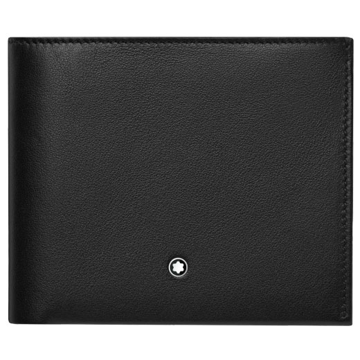 NightFlight Black 6CC Wallet