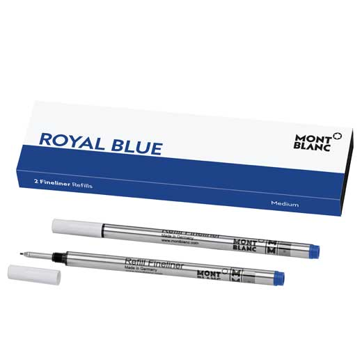 Royal Blue Fineliner Refill (M)