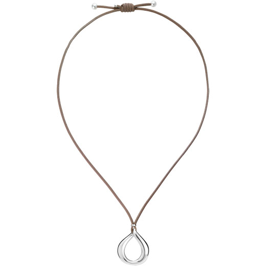 Essentiel-Chic Sterling Silver Pendant Necklace