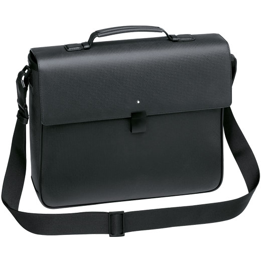 2f8f50e26793f Montblanc 4810 Westside Briefcase Double Gusset   Wheelers Luxury Gifts