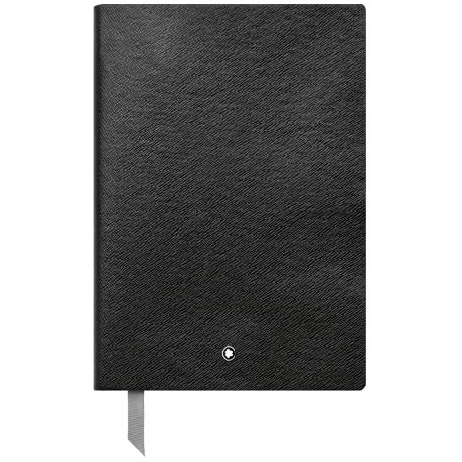 Fine Stationery Squared Black Notebook #146 A5