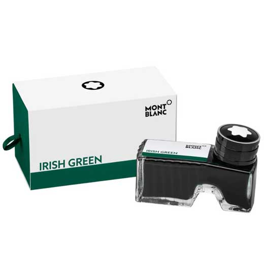 Irish Green Ink Bottle