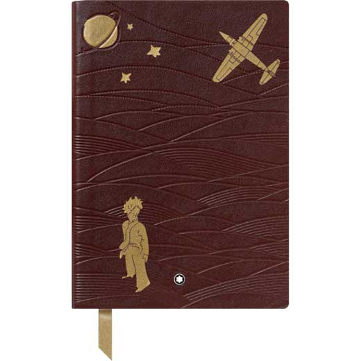 Meisterstück Le Petit Prince and Aviator Fine Stationery #146 Notebook