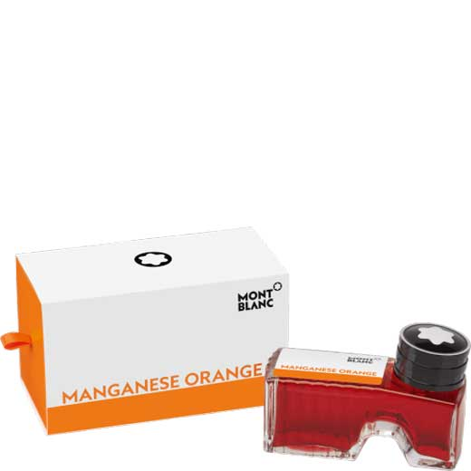 Manganese Orange Ink Bottle