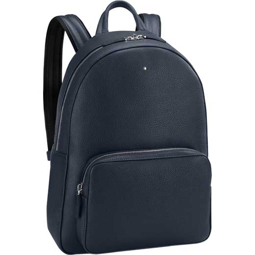 0c9e7d52272b Montblanc Meisterstück Soft Grain Small Red Backpack   Wheelers ...