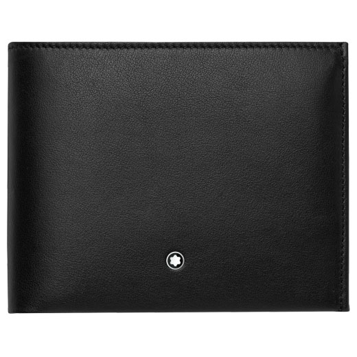 NightFlight Black 9CC Wallet with Coin Case