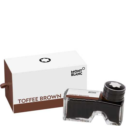 Toffee Brown Ink Bottle