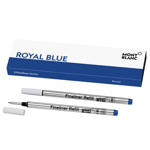 Royal Blue Fineliner Refill (B)