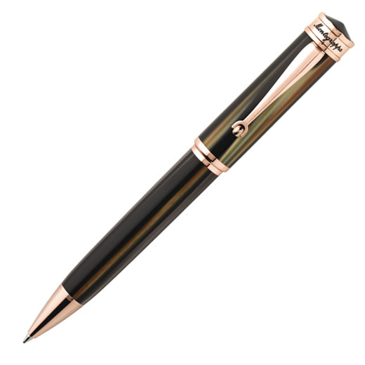Ducale Marrone Emperador Brown Ballpoint Pen