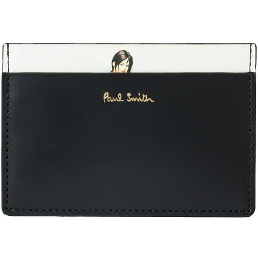 3CC Black Naked Lady Card Holder