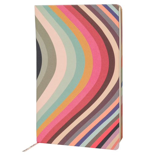 Medium Swirl Notebook