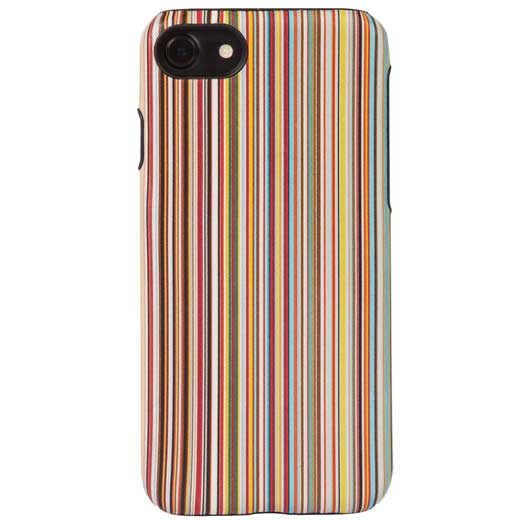 Signature Stripe iPhone 8/SE Case