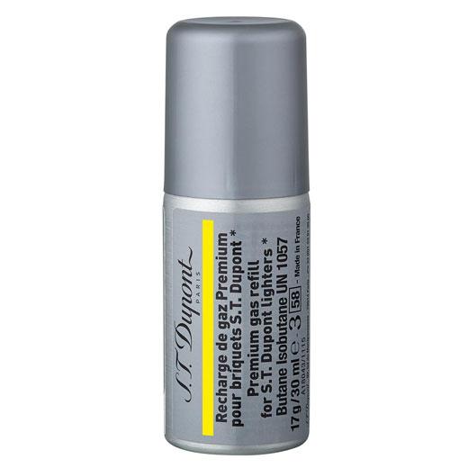 S T  Dupont Paris Premium Lighter Refills - Yellow Gas - 30