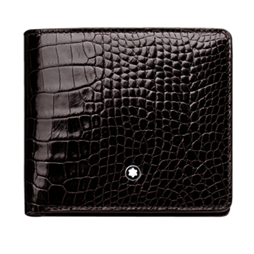 ae6509493bd2 Montblanc Meisterstück Selection Mocha 4CC Wallet with Coin Case