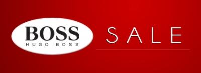 Sale on Selected Hugo Boss Lines