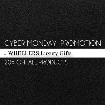 Cyber Monday 20% Off Ends Wednesday 29th at Midnight!