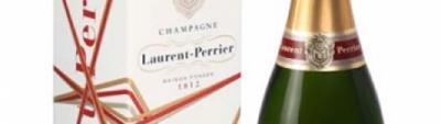 Free Bottle of Laurent-Perrier Brut Champagne