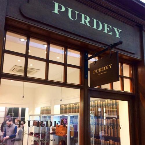 Purdey for Fathers Day