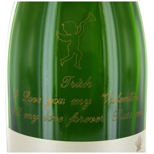 Bottle engraving