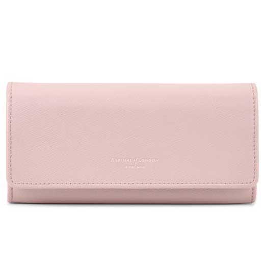 Aspinal of London peony purse