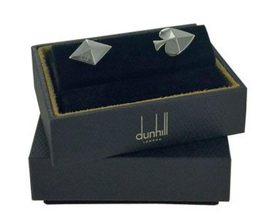 dunhill cufflinks
