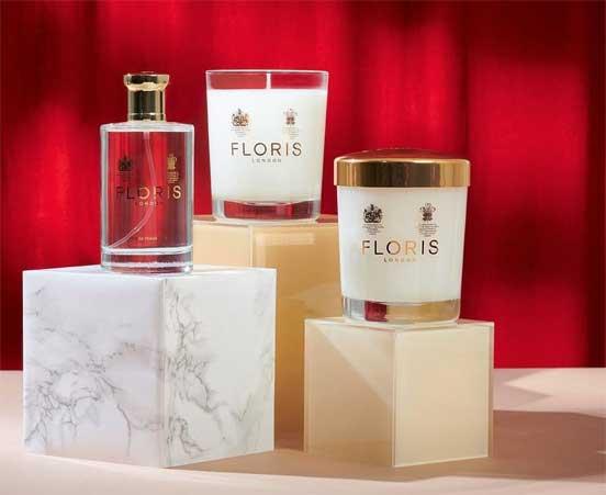 Floris London Home accessories