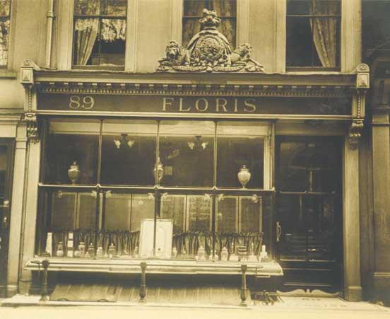 Floris London then