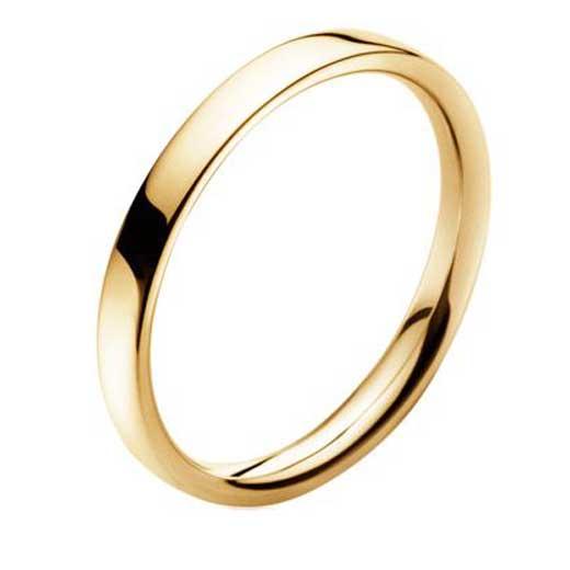 Georg jensen gold ring