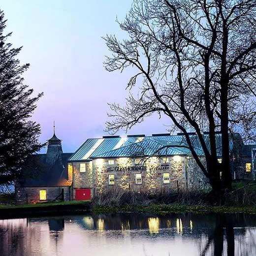 Glenmorangie factory